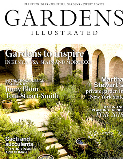 Gardens Illustrated January 2018