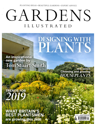 Gardens Illustrated January 2019