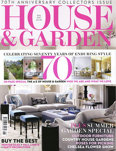 House and Garden 2017 - Little Faringdon House