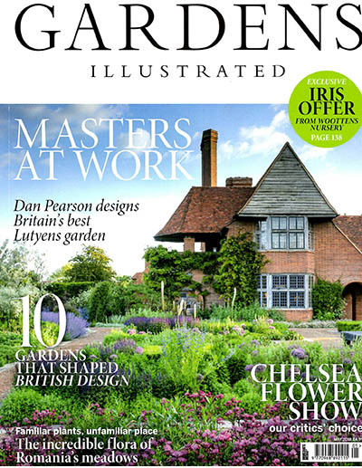 Gardens Illustrated May 2018