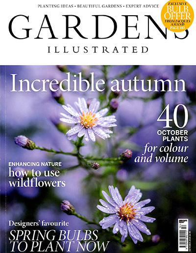 Gardens Illustrated October 2018