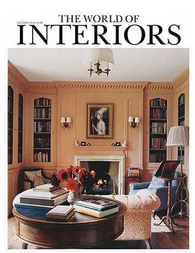 The World Of Interiors October 2016
